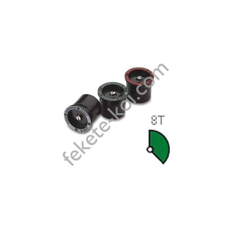 Rain Bird MPR 8T fix fúvóka (2.4m, 120 fokos, zöld)