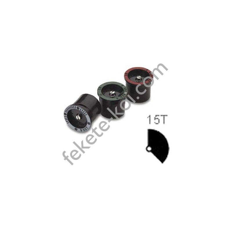 Rain Bird MPR 15T fix fúvóka (4.6m, 120 fokos, fekete)