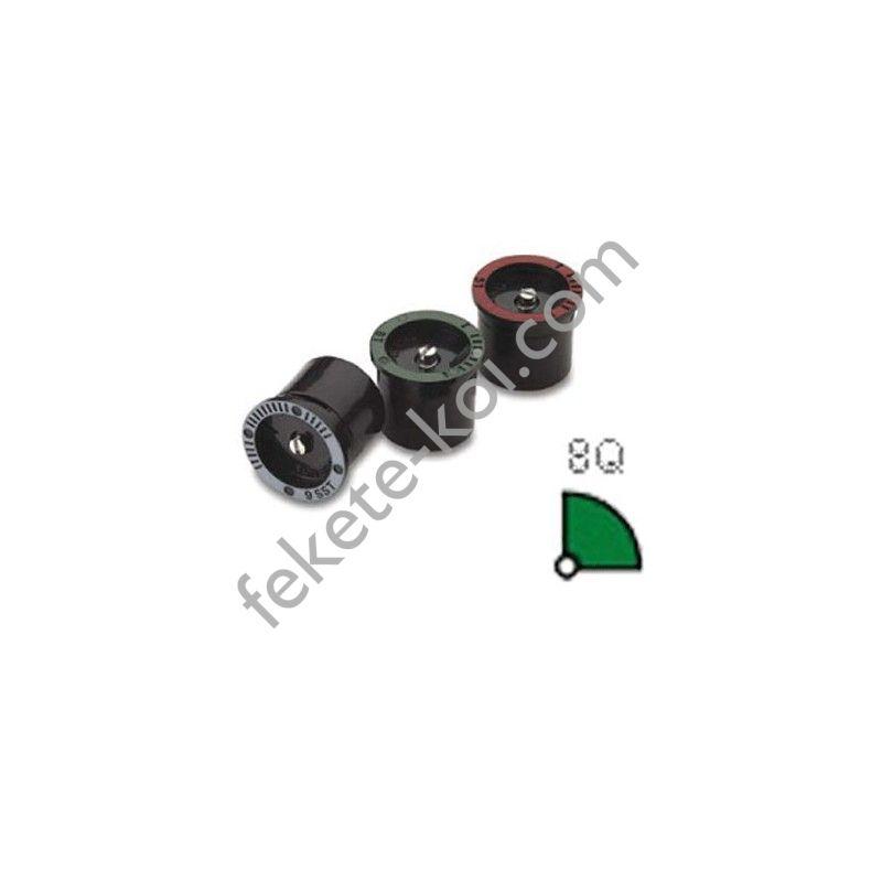 Rain Bird MPR 8Q fix fúvóka (2.4m, 90 fokos, zöld)