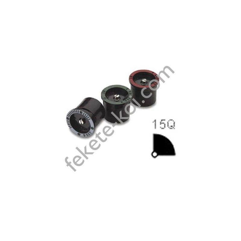 Rain Bird MPR 15Q fix fúvóka (4.6m, 90 fokos, fekete)