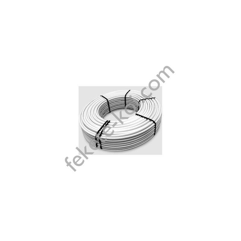 PPE öntözőcső DN20 6bar 100m (129Ft/m) (fehér)