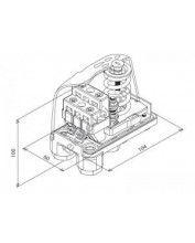 Italtecnica PT/5 500V nyomáskapcsoló (1-5bar)