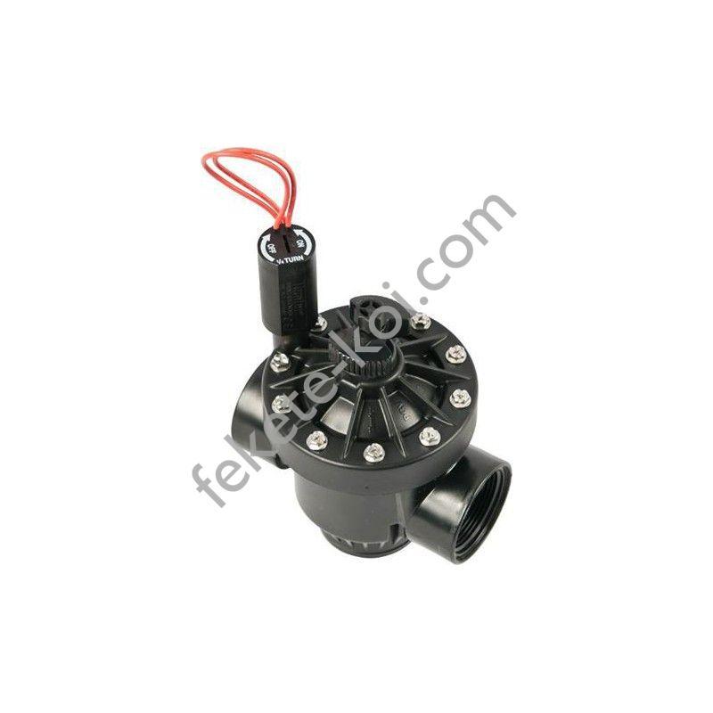"""Hunter PGV - 151 , 6/4"""" BB mágnesszelep, vízmennyiség szabályzóval"""
