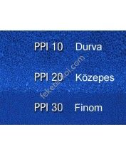 Szűrőszivacs (50x50x3cm) PPI30
