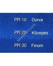 Szűrőszivacs (50x50x5cm) PPI20