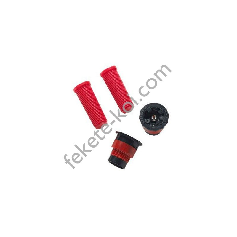 Toro 570 MPR fix fúvóka 5-F (R 1.5m, 360 fokos, piros)