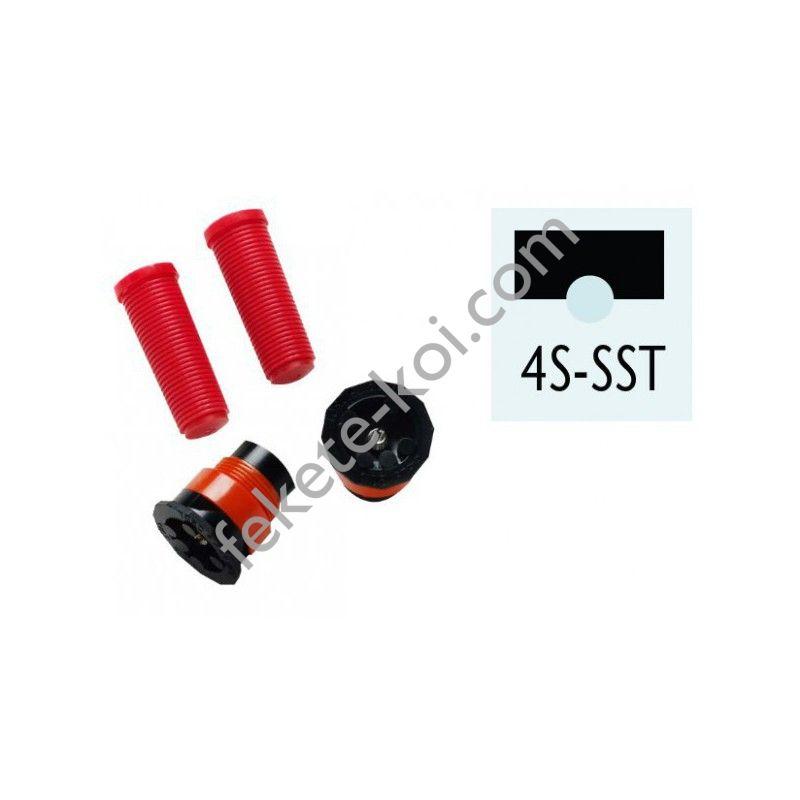 Toro 570 MPR fix fúvóka 4S-SST sávszóró (1.2x5.5 m, piros)