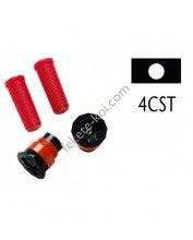 Toro 570 MPR fix fúvóka 4-EST sávszóró (1,2x4,5 m, piros)