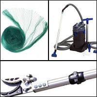 Tóporszívók egyéb takarító eszközök