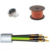 Öntözésvezérlő kábelek csatlakozók nagy választéka kedvező árak!