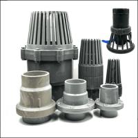 PVC Ragasztható visszacsapó szelepek, lábszelepek legjobb áron!