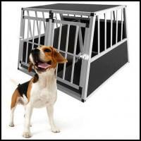 Kutyaszállító box legjobb áron, Eladó kutyaszállító box, Kutyaszállító box, alumínium kutyaszállító box