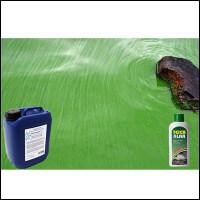 Algagátlók  zöld és barna víz ellen