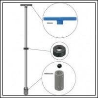 PVC kézi pumpa alkatrészek kedvező áron.
