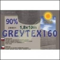ÁRNYÉKOLÓ HÁLÓK GREYTEX 160 GR/M2 belátásgátló háló szürke, legjobb ár