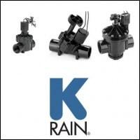 K-Rain mágnesszelepek