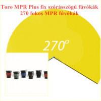 Toro 270 fokos MPR fúvókák