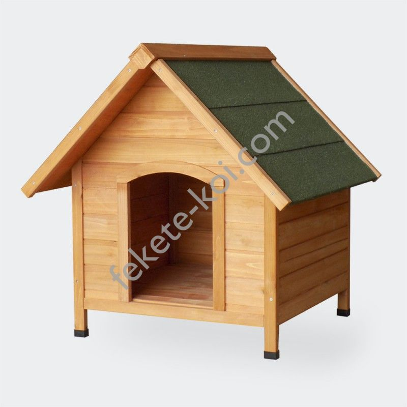 Lucfenyő kutyaház  96 x 112 x 102 cm (51150)